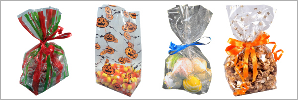 Printed Cello Bags Cellophane Bags category images