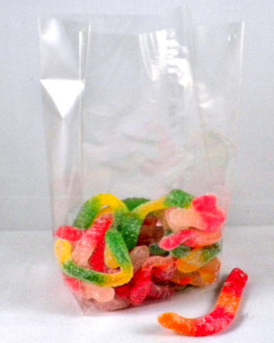 gusseted cellophane bags category image