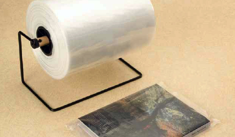 Poly Bags on a Roll Image