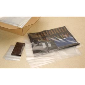 Lay Flat Poly Bags