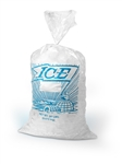 15x30 25lb Printed Metalocene Ice Bags 500/cs